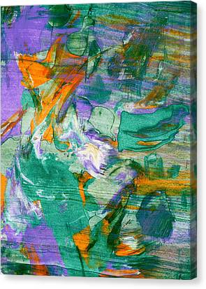 Windblown Canvas Print