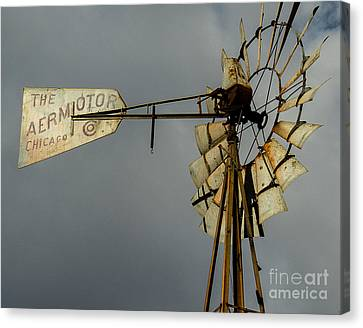 Windmill 1 Canvas Print