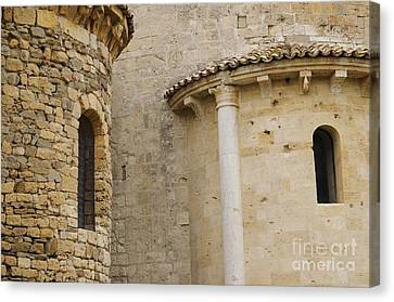 Window Due - Italy Canvas Print