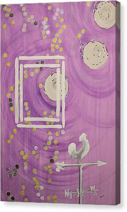 Window Of Opportunity Canvas Print by Vinita C