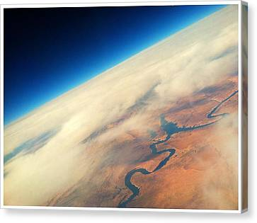 Window Seat 16 Canvas Print by Braden Moran