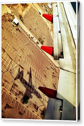 Window Seat 19 Canvas Print by Braden Moran