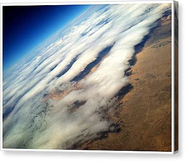 Window Seat 20 Canvas Print by Braden Moran