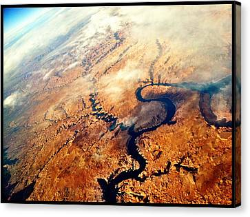 Window Seat 22 Canvas Print by Braden Moran