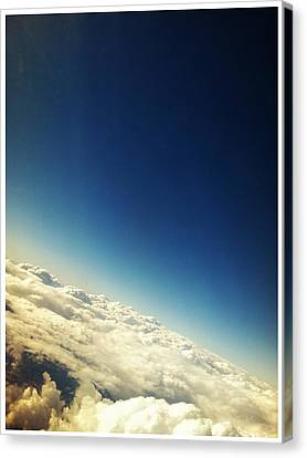Window Seat 24 Canvas Print by Braden Moran