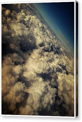 Window Seat 25 Canvas Print by Braden Moran