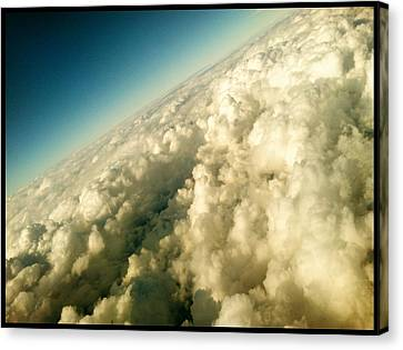 Window Seat 26 Canvas Print by Braden Moran