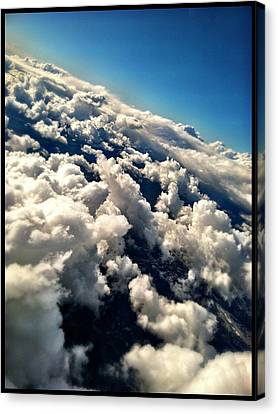 Window Seat 27 Canvas Print by Braden Moran