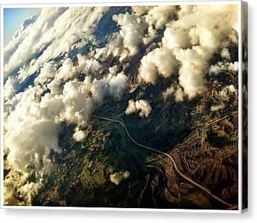 Window Seat 29 Canvas Print by Braden Moran