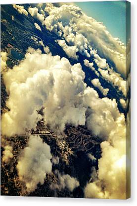 Window Seat 30 Canvas Print by Braden Moran