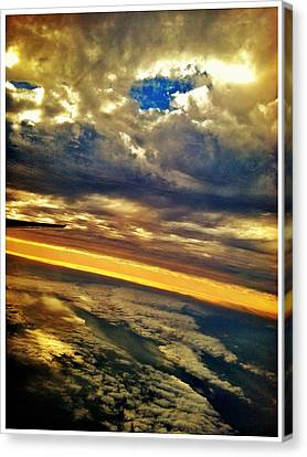 Window Seat 5 Canvas Print by Braden Moran