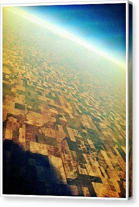 Window Seat 6 Canvas Print by Braden Moran