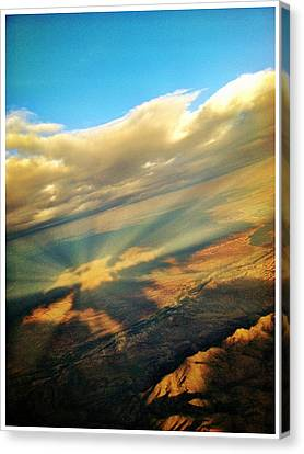 Window Seat 7 Canvas Print by Braden Moran