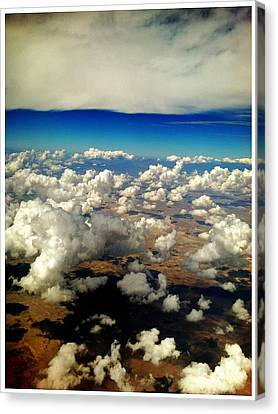 Window Seat 8 Canvas Print by Braden Moran