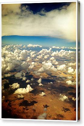 Window Seat 9 Canvas Print by Braden Moran