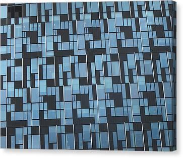 Windows Greenwich 02 Canvas Print