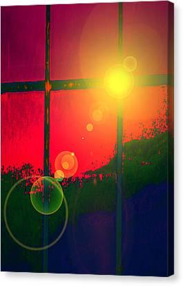 Windows No. 01 Canvas Print by Ramon Labusch