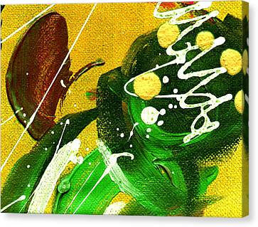 Windswept II Canvas Print by Angela L Walker