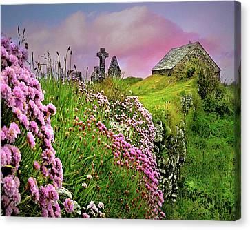 Windswept Memories Canvas Print