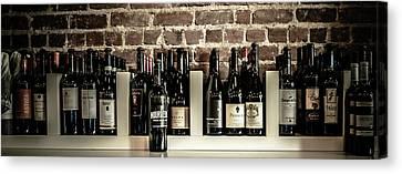 Wine II Canvas Print