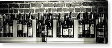Wine Iv Canvas Print