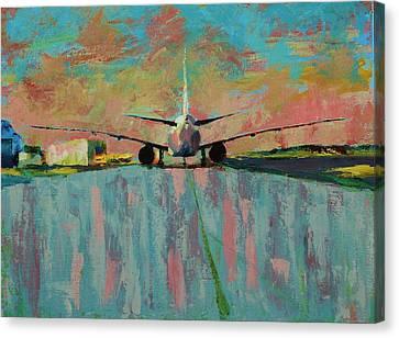 Wingspan  Canvas Print