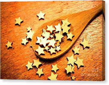 Winning Star Recipe Canvas Print by Jorgo Photography - Wall Art Gallery