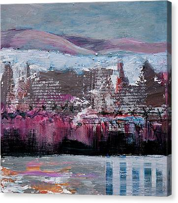 Winter Kaddish Canvas Print