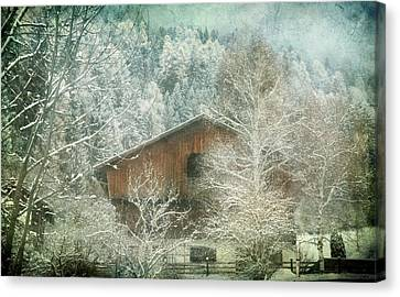 Winter Mood Canvas Print