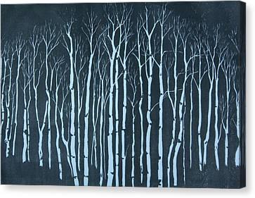 Winter Canvas Print by Pati Hays
