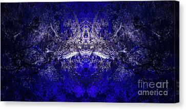 Winter Spirit Canvas Print by Tim Gainey