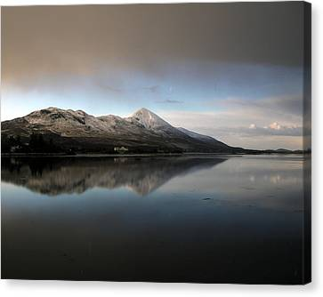 Winter Wonderland Canvas Print by Paul  Mealey