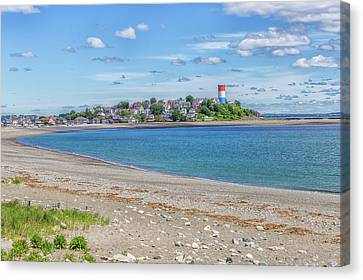Winthrop Massachusetts  Canvas Print by Brian MacLean