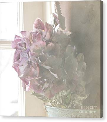 Wistful Canvas Print by Cindy Garber Iverson