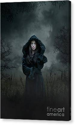 Witchcraft Canvas Print