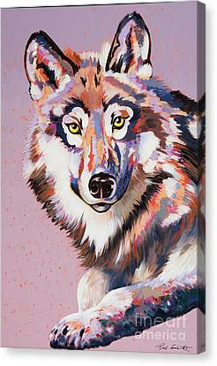 With Intent Canvas Print by Bob Coonts