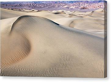 Canvas Print featuring the photograph Without Water by Jon Glaser