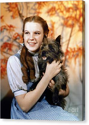 Portraits Canvas Print - Wizard Of Oz, 1939 by Granger