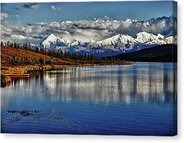 Wonder Lake IIi Canvas Print