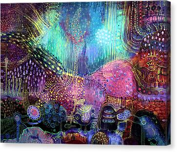 Wonderland Canvas Print by Lolita Bronzini
