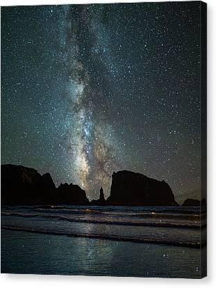 Darren Canvas Print - Wonders Of The Night by Darren White