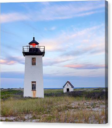 Wood End Light 2015 Canvas Print by Bill Wakeley