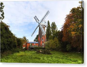 Woodbridge - England Canvas Print by Joana Kruse