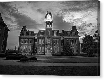Woodburn Hall Canvas Print by James Prutilpac