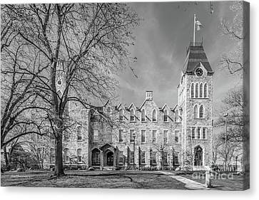 Worcester Polytechnic Institute Boyton Hall Canvas Print
