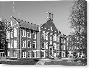Worcester Polytechnic Institute Higgins Hall Canvas Print