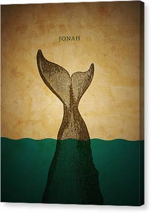 Wordjonah Canvas Print by Jim LePage