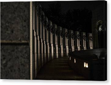 World War II Memorial Canvas Print
