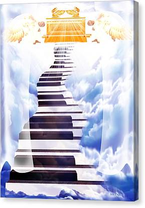 Worship Encounter Canvas Print