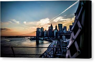 Would You Believe Canvas Print